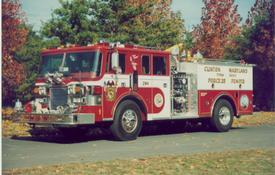 Engine 254 - 1989 Pierce Lance