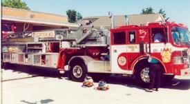 Truck 25 - 1989 Pierce Lance/Maxim