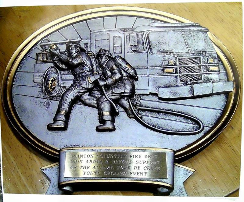 Fox Run Community Award 2015.